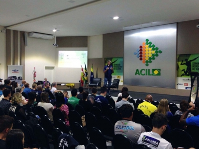 Lages (SC) - 18.01.2018 - Seminário Interdisciplinar do Voleibol
