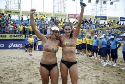 Fortaleza (CE) - 28.01.2018 - Final feminina Circuito Brasileiro