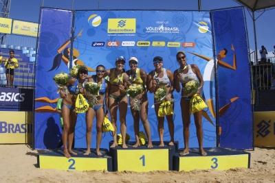João Pessoa (PB) - 24.02.2018 - Torneio feminino