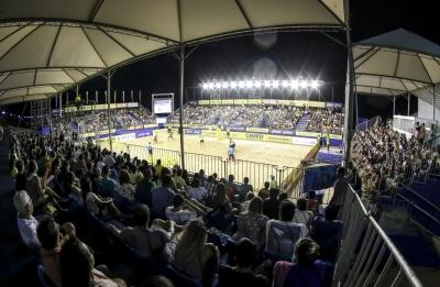 João Pessoa (PB) - 24.02.2018 - Torneio masculino