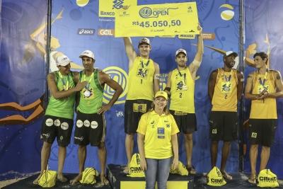 Maceió (AL) - 17.03.2018 - Final masculina Circuito Brasileiro