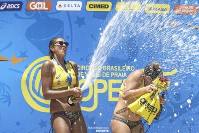 Maceió (AL) - 18.03.2018 - Final feminina Circuito Brasileiro