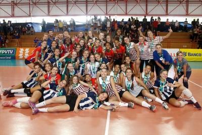 CBS sub-16 feminino Divisão Especial - 29.03.2018 - Curitiba/PR