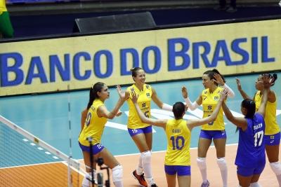 Barueri (SP) - 15.05.2018 - Liga das Nações - Brasil x Alemanha