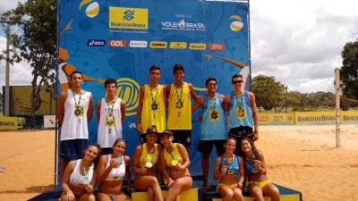 Maringá (PR) - Circuito Brasileiro Vôlei de Praia Sub-19 - 5-7.06.2018