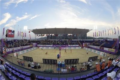 Duplas brasileiras vão às quartas e oitavas de final em etapas na Áustria e China