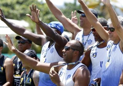 AAB SVM conquista o penta no vôlei de praia