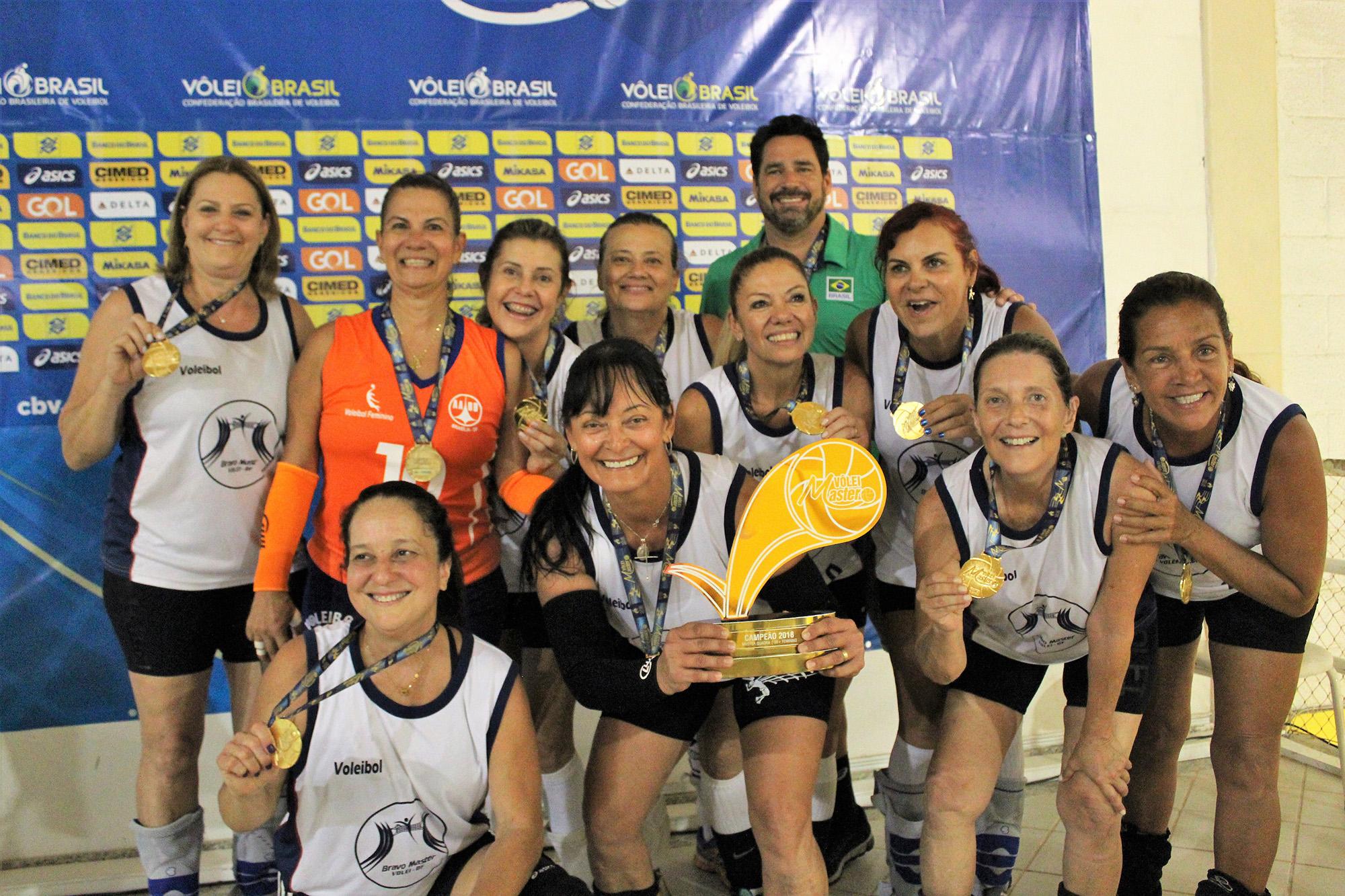 AABB Brasília e Light ficam com o título na 59+