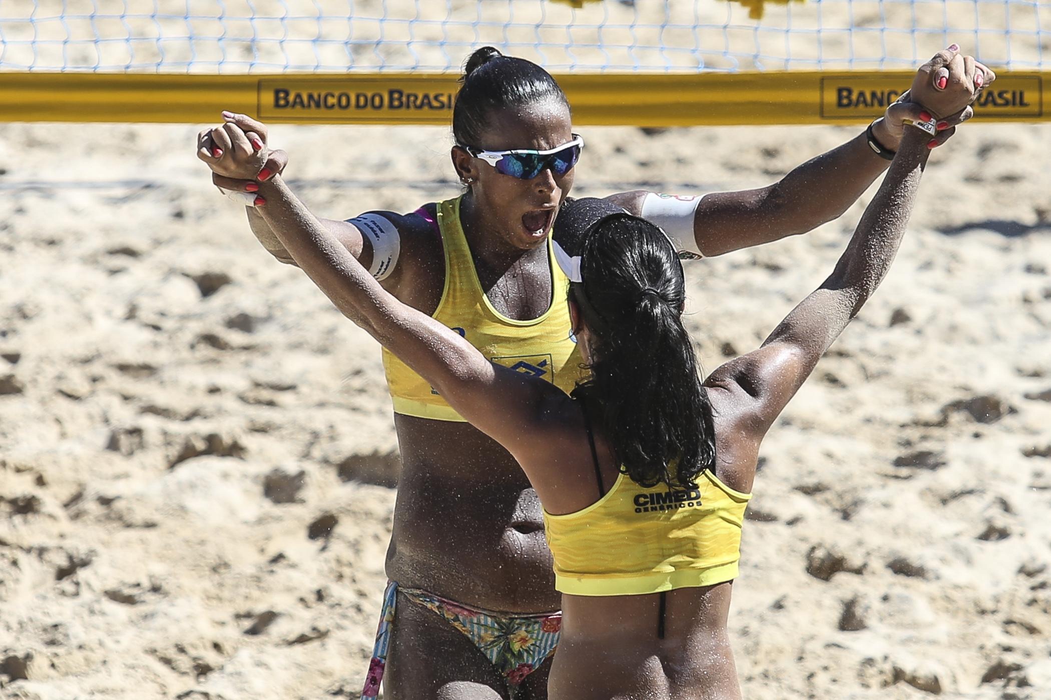 Alagoanas vencem no classificatório e aumentam número de atletas da casa