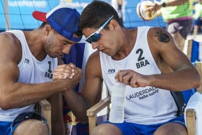 Álvaro Filho e Saymon representam o Brasil na etapa quatro estrelas do Qatar