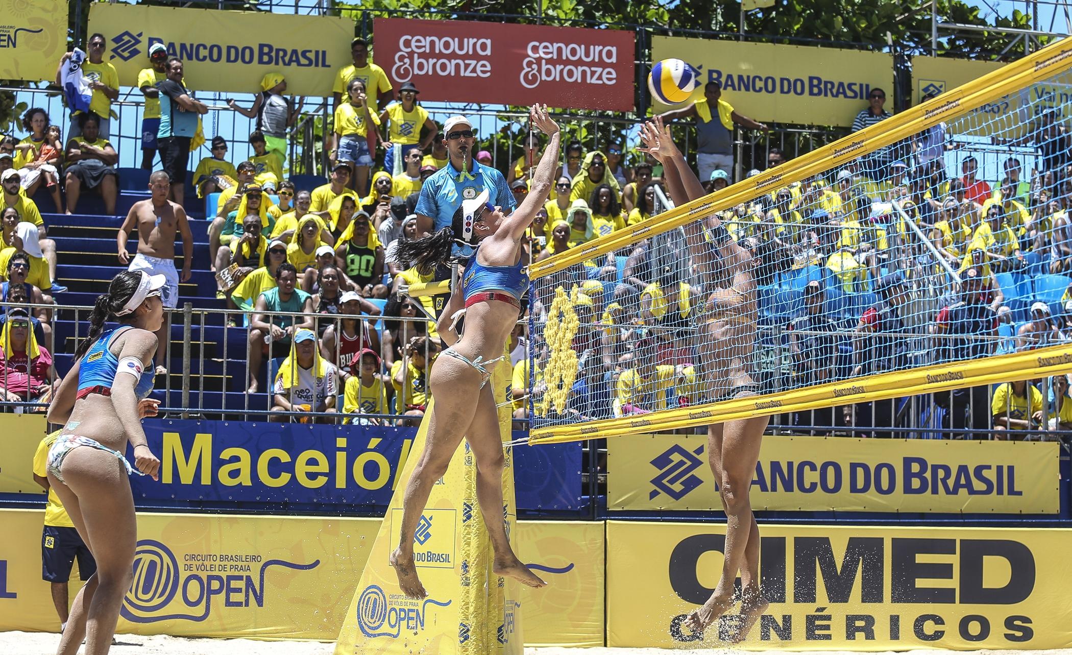Aracaju (SE) encerra a temporada 17/18 com decisão do título feminino