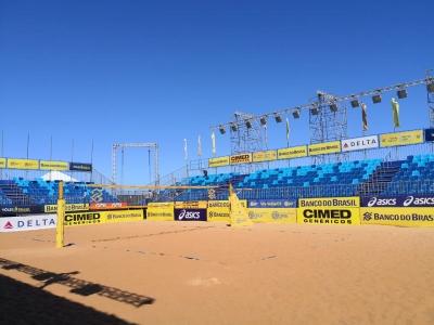 Atletas participarão de encontros com fãs antes da etapa de Vila Velha