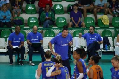 Balneário Camboriú recebe Minas Tênis Clube neste sábado