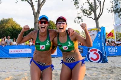 Bárbara comemora aniversário com vaga à semifinal; Carol e Maria também avançam
