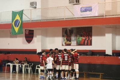 Botafogo, Círculo Militar, Fluminense e Minas Tênis Clube vão às semifinais