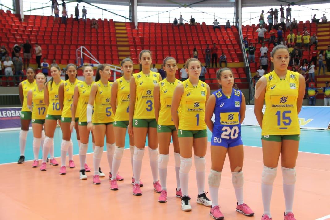 Brasil bate o Chile e consegue segundo resultado positivo
