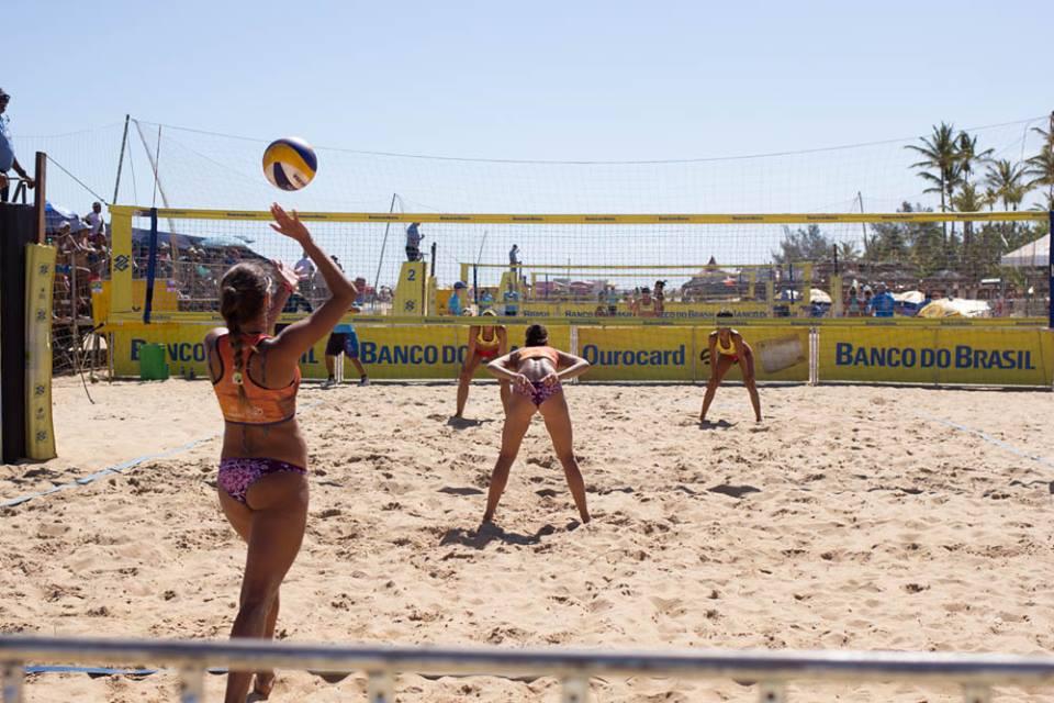 Brasil busca manter liderança do ranking geral em etapa no Chile