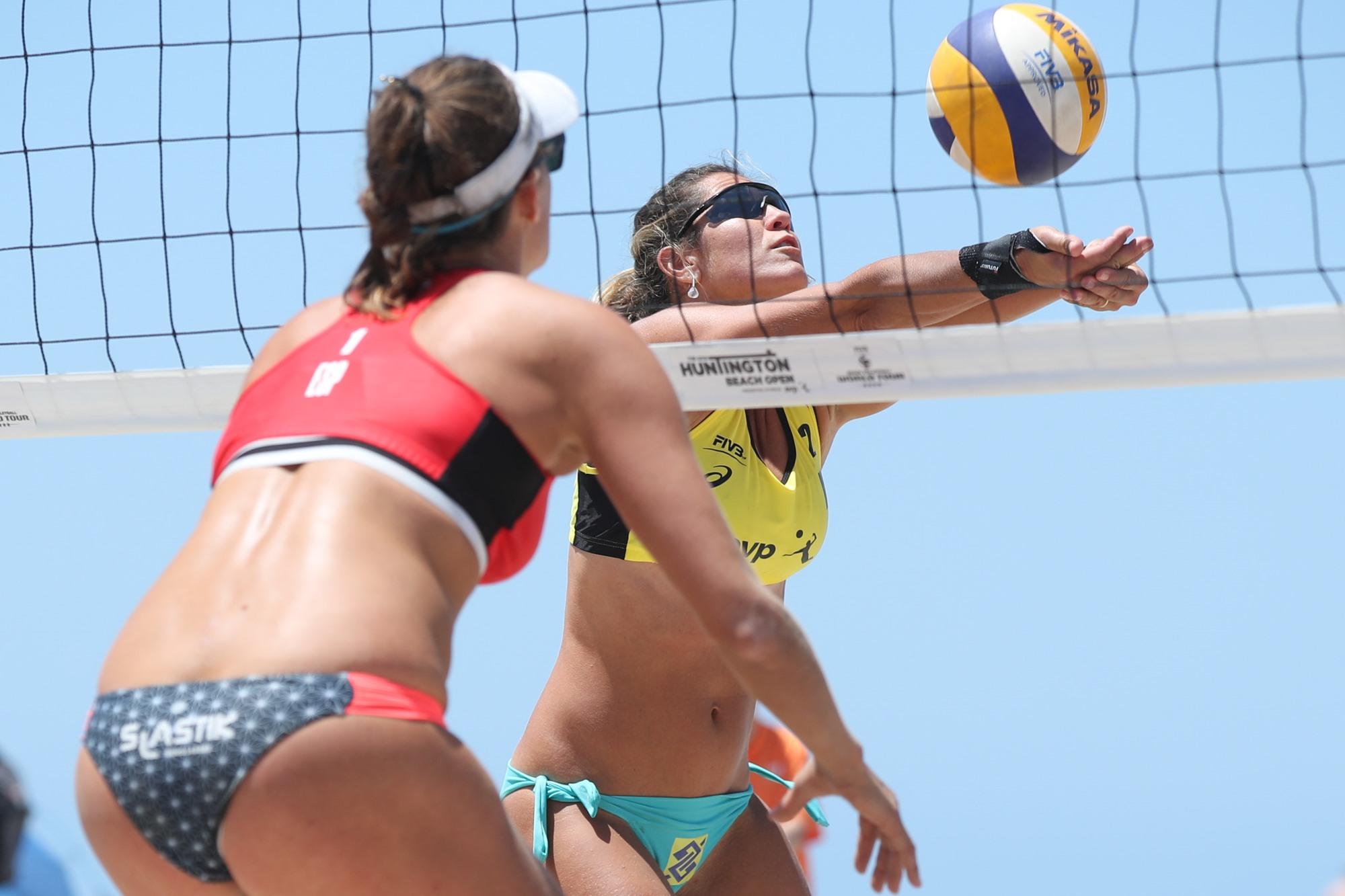 Brasil começa com quatro vitórias em cinco jogos no feminino nos EUA