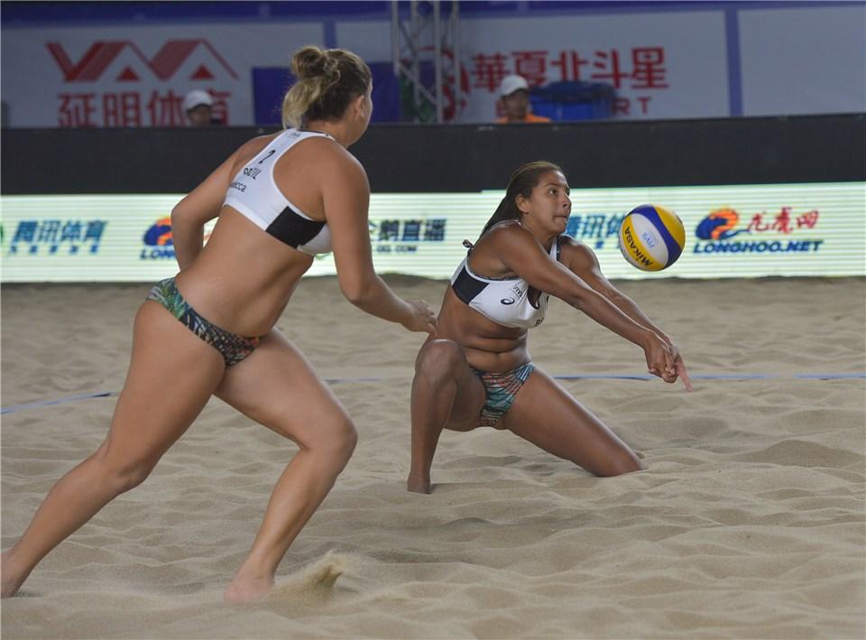 Brasil conquista uma prata e um bronze em Yangzhou
