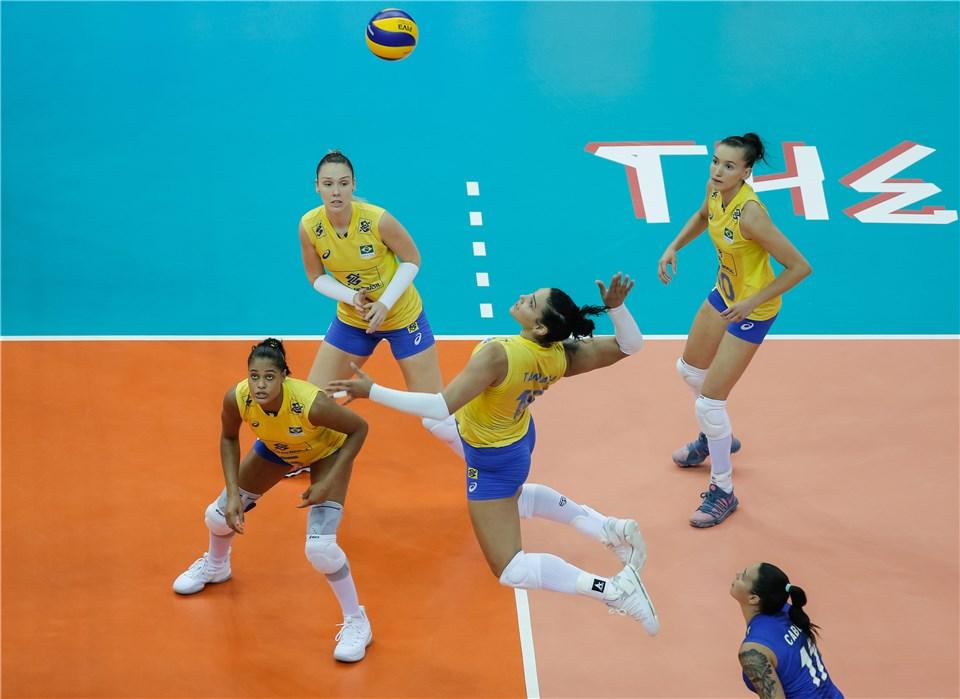 Brasil duela contra os Estados Unidos em amistosos