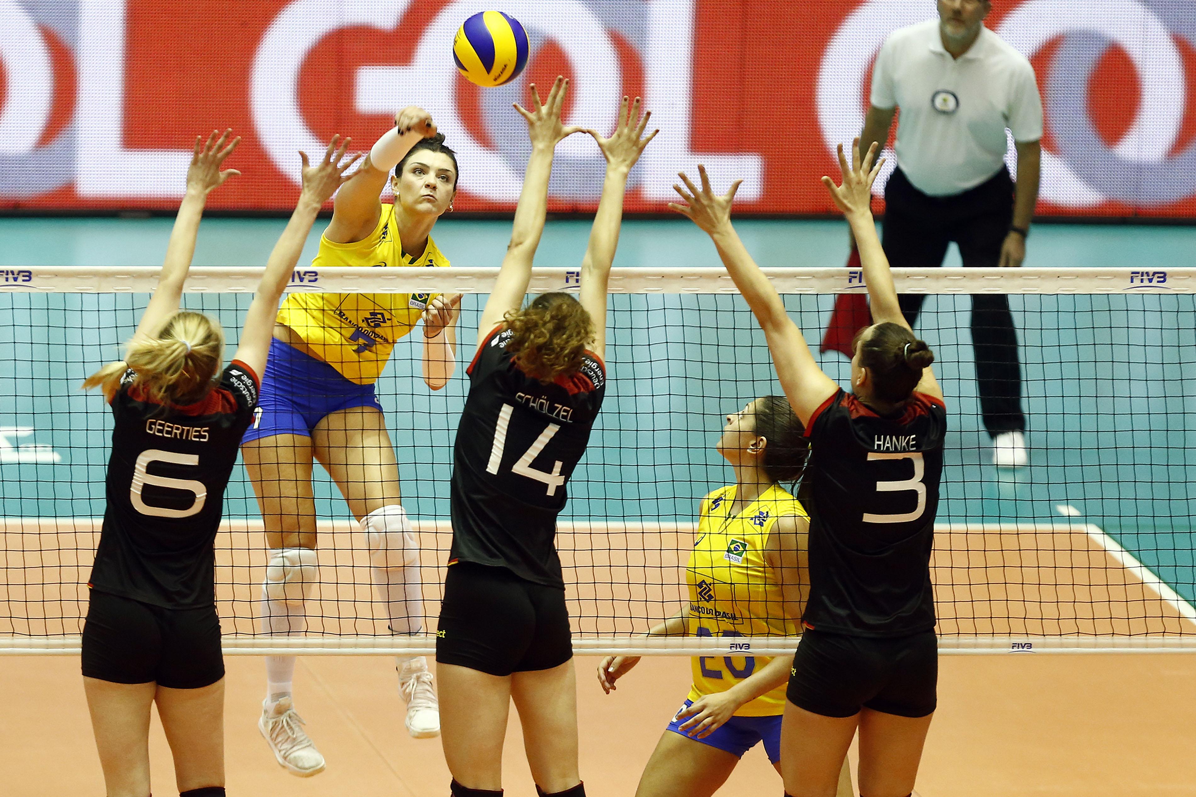 Brasil é superado pela Alemanha na Liga das Nações