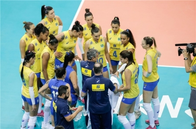 Brasil é superado pela Turquia e disputa terceiro lugar