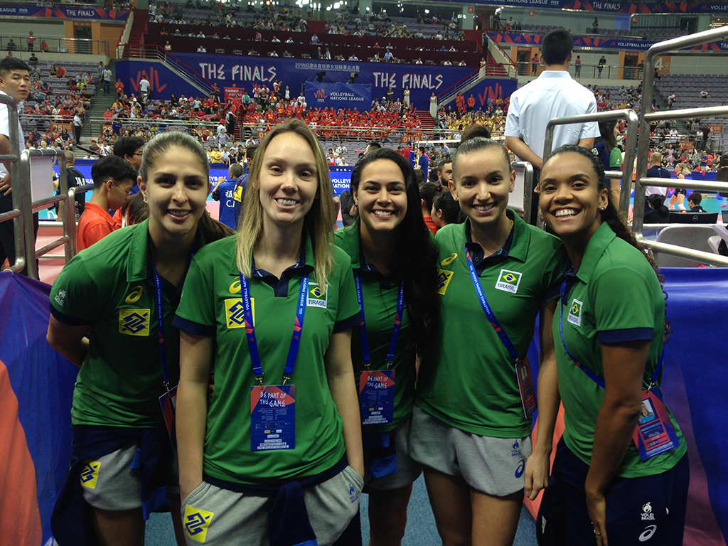 Brasil estreia na Fase Final contra a Holanda