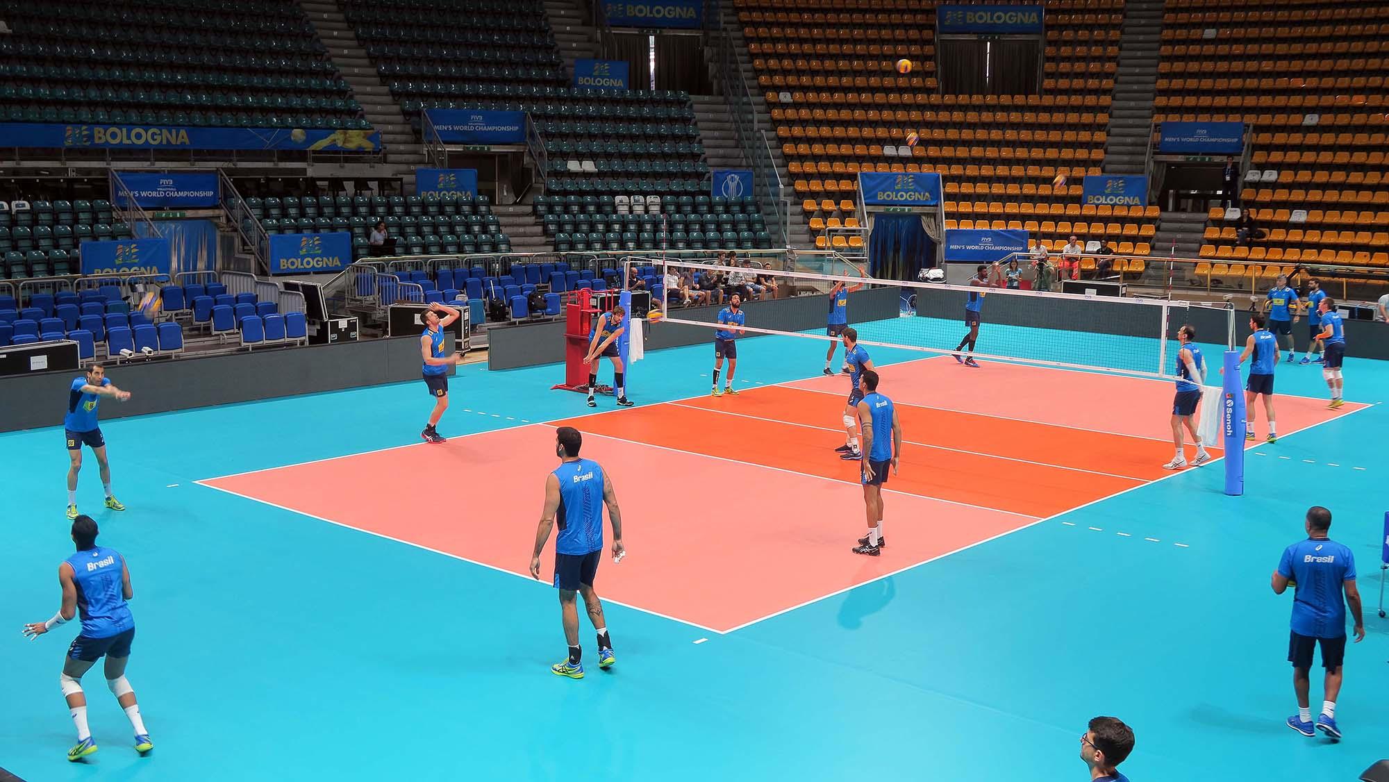 Brasil estreia na segunda fase nesta sexta-feira