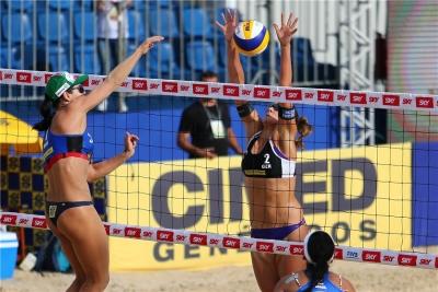 Brasil garante quatro times nas semifinais em Itapema