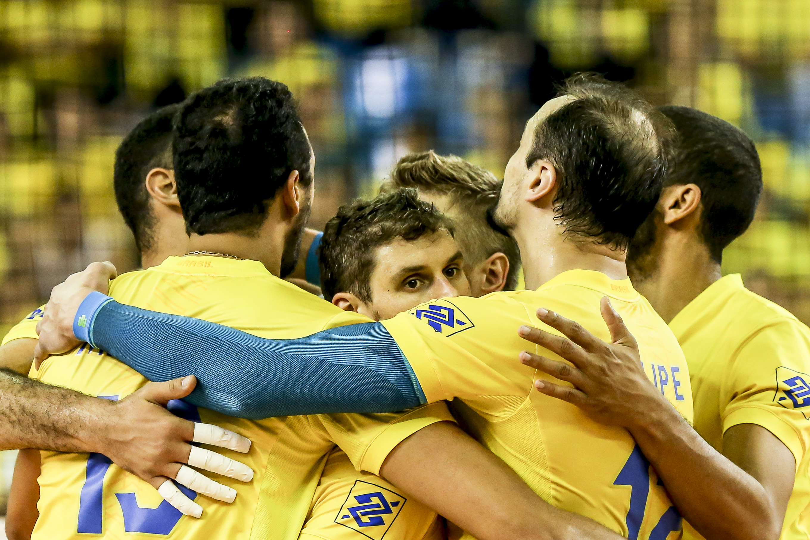 Brasil inicia série de amistosos contra a Holanda neste sábado