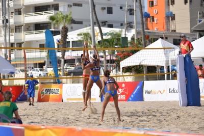 Brasil leva o bronze em etapa do classificatório no Equador