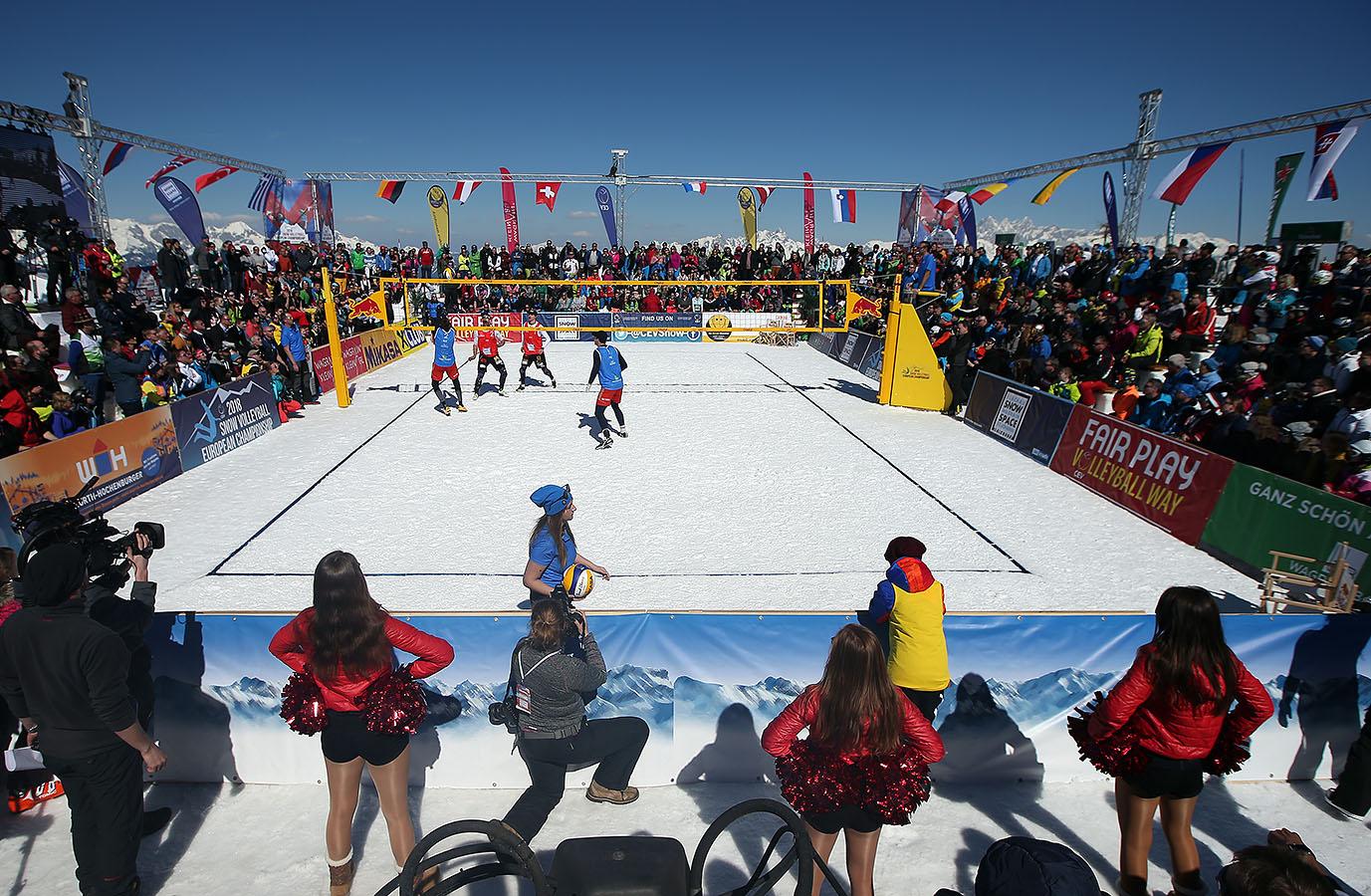 Brasil será representado por trio em torneio oficial na neve pela primeira vez