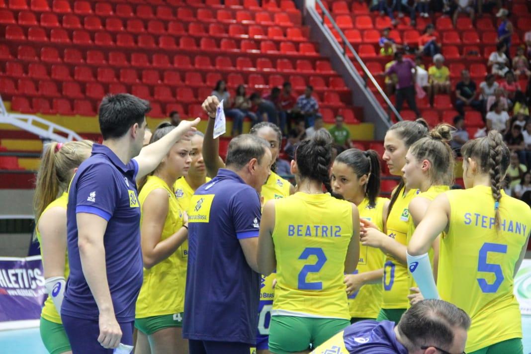 Brasil tenta o bronze em Valledupar