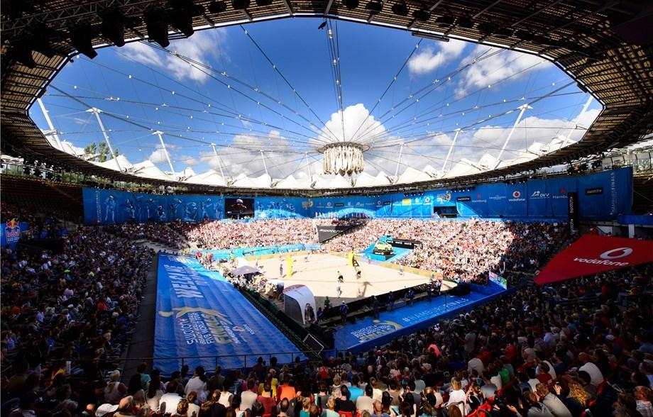 Brasil terá duas duplas em etapa Finals de Hamburgo, na Alemanha