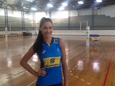Brasil treina em Barueri para Liga das Nações