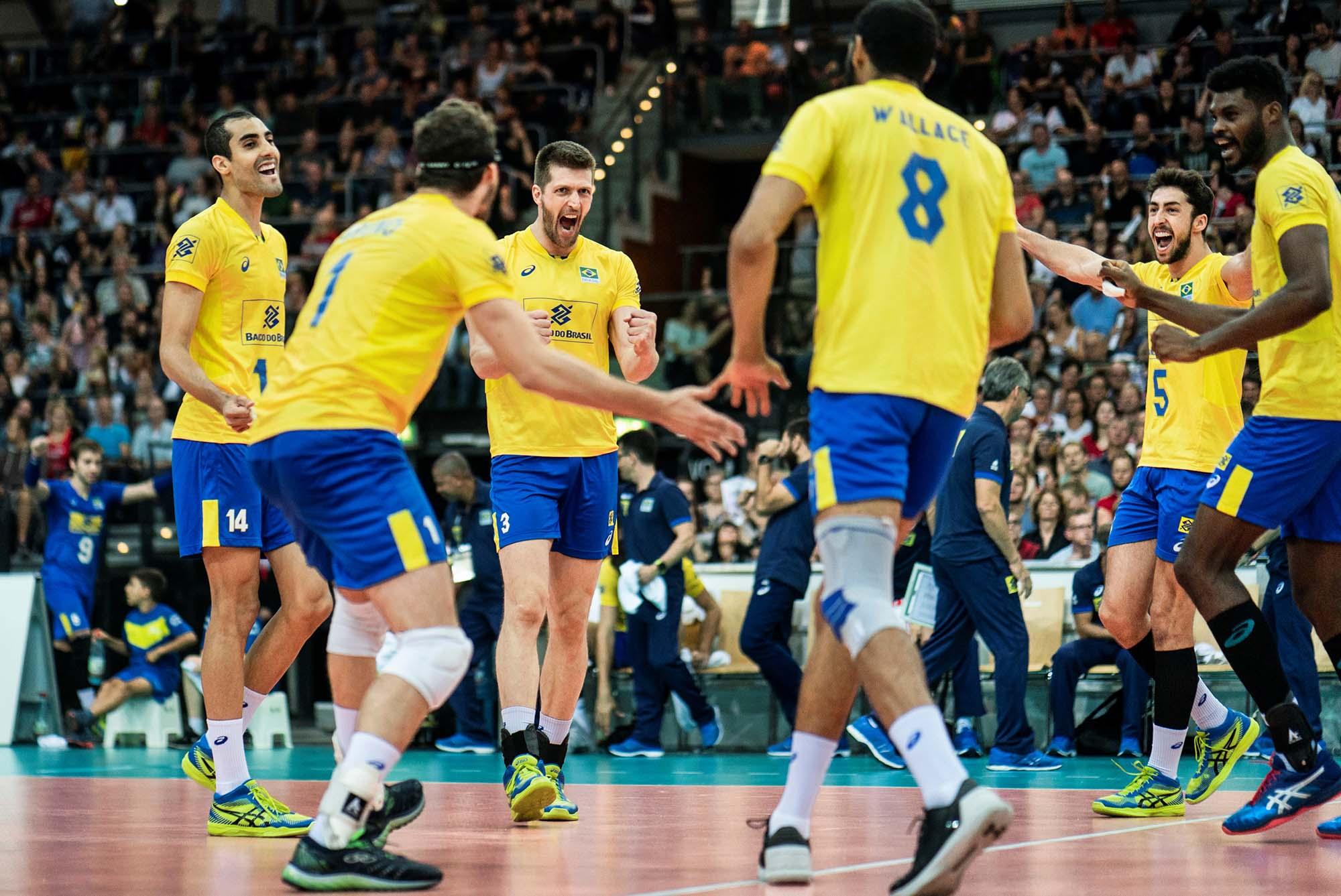 Brasil vence a Alemanha no primeiro amistoso
