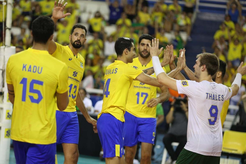 Brasil vence a Holanda no segundo amistoso