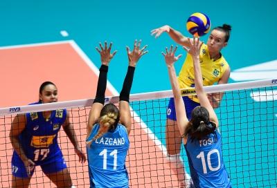 Brasil vence Argentina e consegue quarta vitória