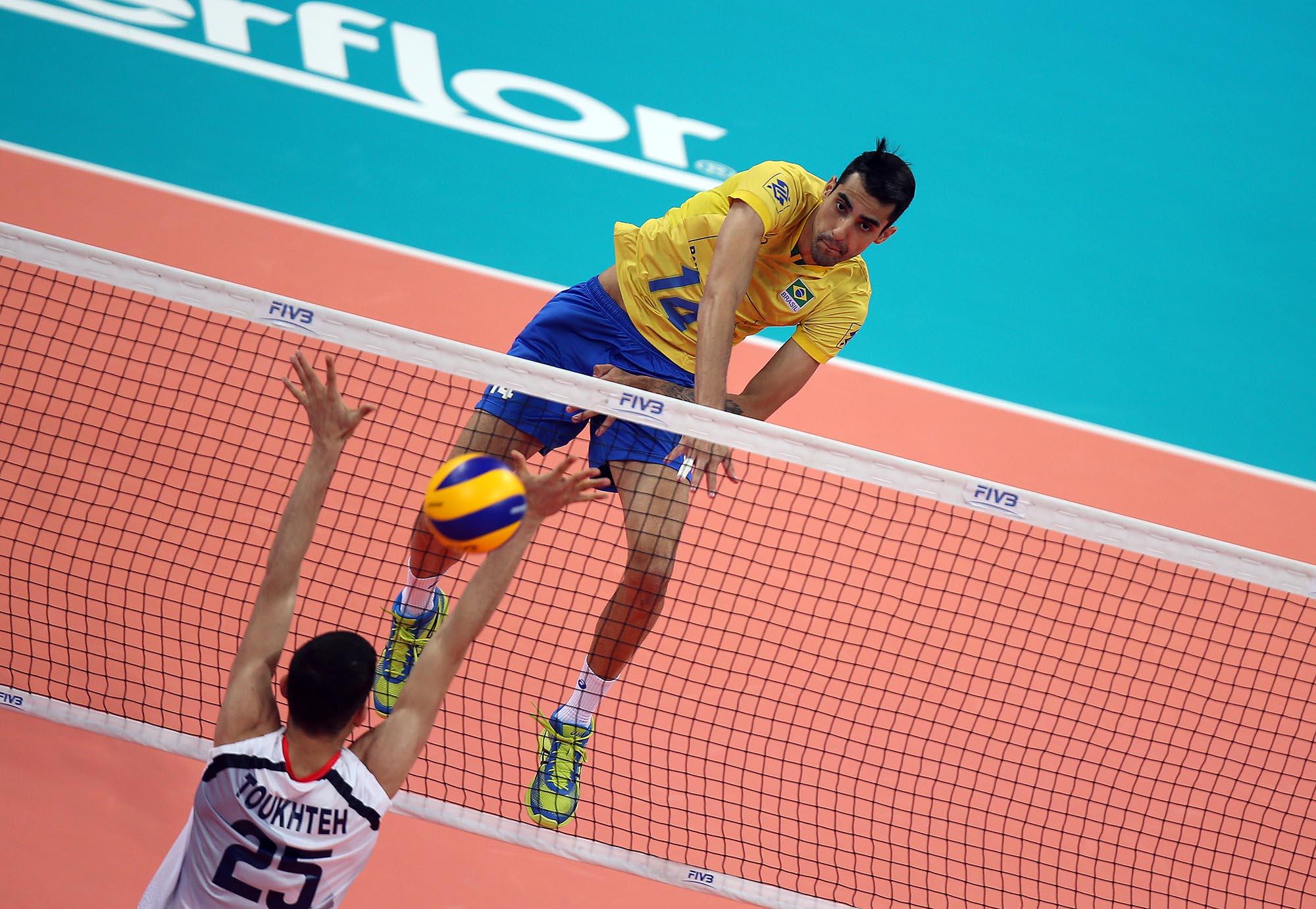 Brasil vence o Irã e garante sétimo resultado positivo