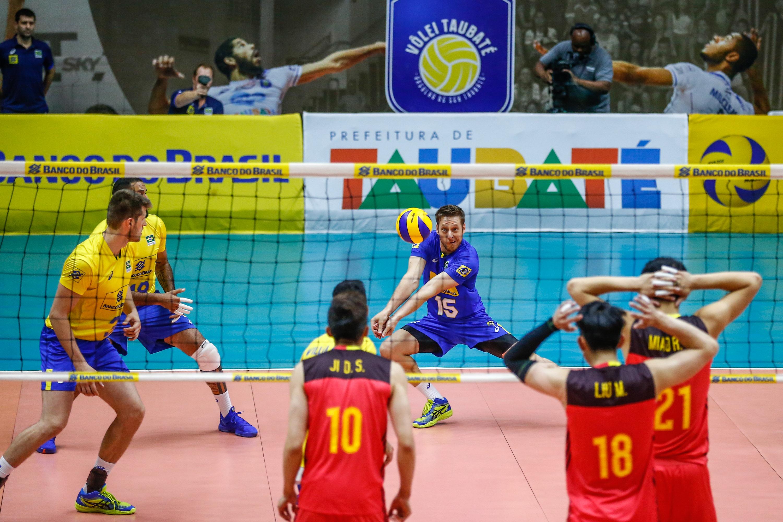 Brasil vence segundo amistoso contra a China