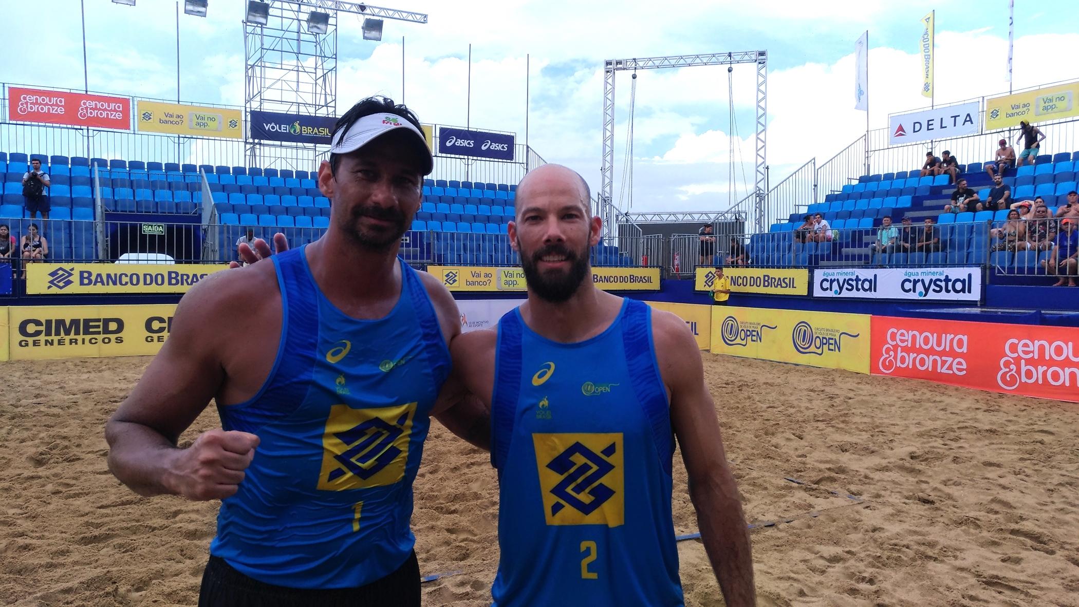Campeões olímpicos e time russo avançam à fase de grupos em Fortaleza