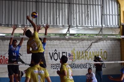 Campeonato Maranhense de Voleibol agitou o final de semana em São Luís