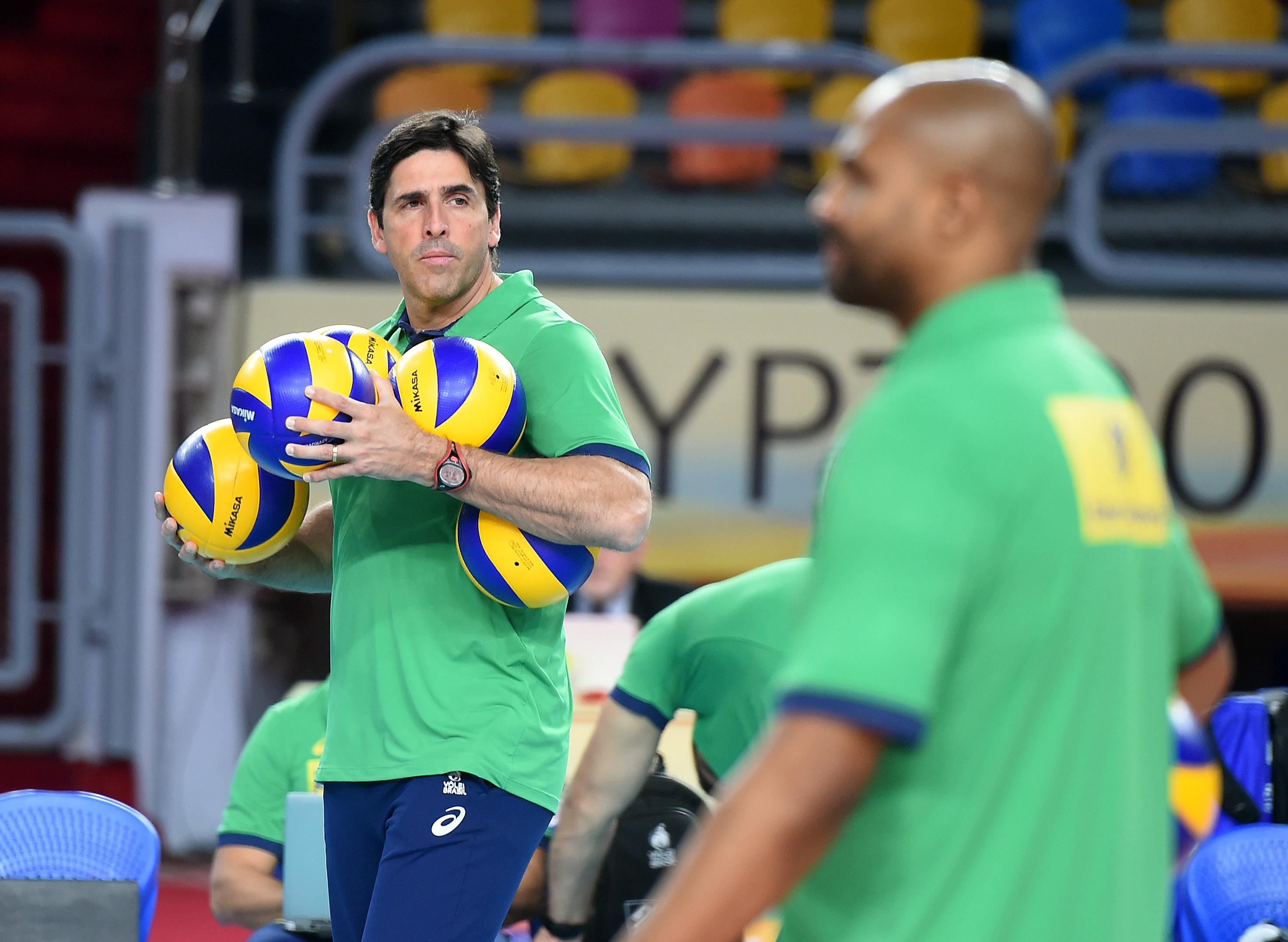 CBV anuncia convocação da Copa Pan-Americana masculina