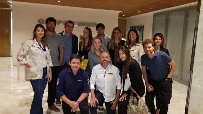CBV e patrocinadores se reúnem para planejamento de 2019