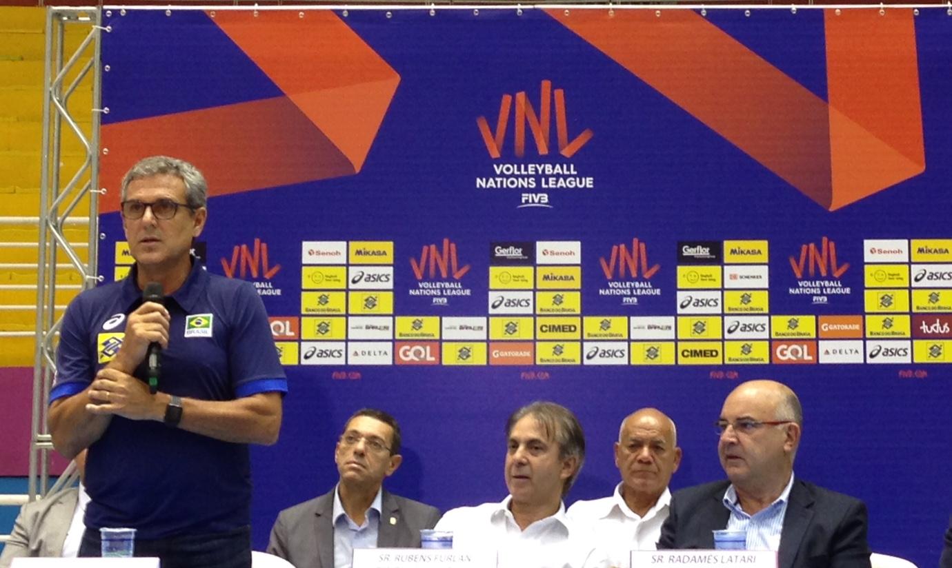 CBV e Prefeitura de Barueri apresentam sede da etapa no Brasil