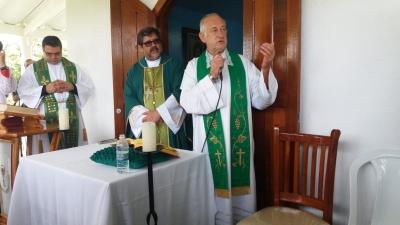 CBV inaugura capela no Centro de Desenvolvimento de Voleibol