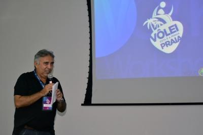 CBV realiza congresso para discutir melhorias e futuro do vôlei de praia