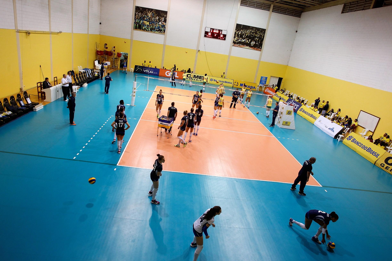 CBV realiza laboratório com atletas da categoria infantil