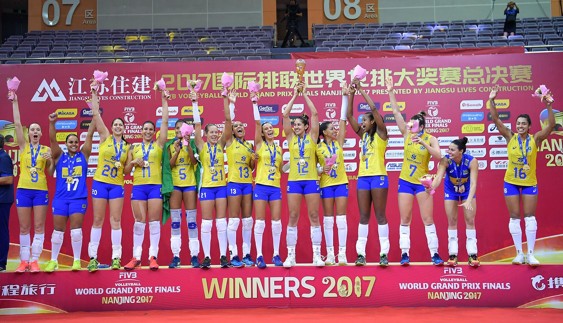 China será palco da fase final por três temporadas