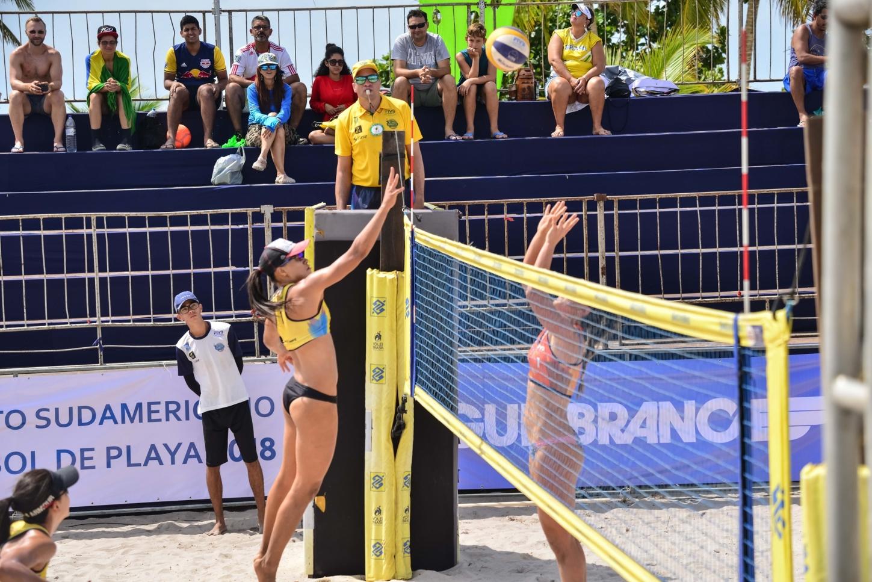 Com título geral já garantido, Brasil busca ouro na etapa do Peru